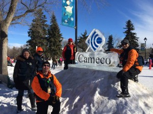 Cameco Skate Party
