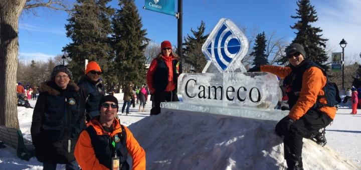 Cameco Skate Party